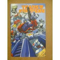 Transformers Cuento Optimus Numero 1 Comic Megatron Retro