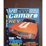 V8 Muscle Cars-lote 7 Revistas-ilus-color-español-hm4