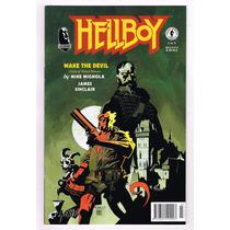 Hellboy # 7 - Editorial Bruguera