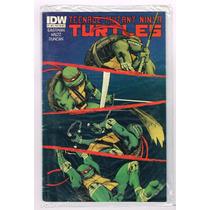 Teenage Mutant Ninja Turtles # 1 - Idw - Editorial Bruguera