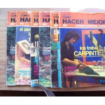 Como Hacer Mejor-sep-lote 42revistas-ilust-color-reseñas-hm4
