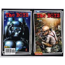 The Boys # 4 - Dynamite Comics - Editorial Panini