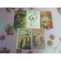 Silent Hill Colección Completa 5 Comics En Español