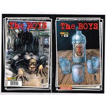 The Boys # 6 - Dynamite Comics - Editorial Panini