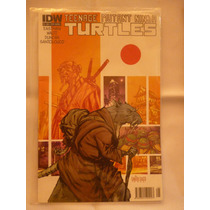 Teenage Mutant Ninja Turtles # 5 Ed. Idw
