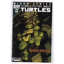 Teenage Mutant Ninja Turtles - Ms #2 -michelangelo -bruguera
