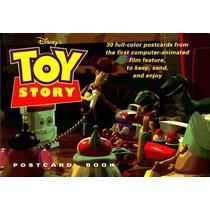 Toy Story Disney Libreta De 30 Postales De Coleccion Nuevo!