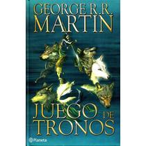Comic Juego De Tronos Vol. 1 Pasta Dura - George R.r. Martin