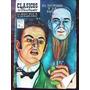 Historieta Clasicos Ilustrados,el Hombre Y La Bestia N°8
