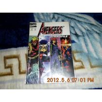 Comic De Coleccion Avengers Num #1 Strikefile