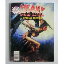 Heavy Metal Special Edition Libro Revista Comic 1996