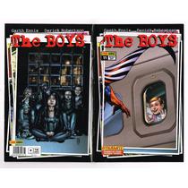 The Boys # 11 - Dynamite Comics - Editorial Panini