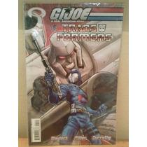 Comics Gi Joe Vs Transformers