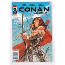 Conan The Barbarian # 2 - Editorial Bruguera