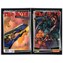 The Boys # 17 - Dynamite Comics - Editorial Panini