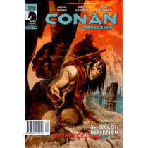 Dark Horse Comics Conan The Barbarian #4 Editorial Bruguera
