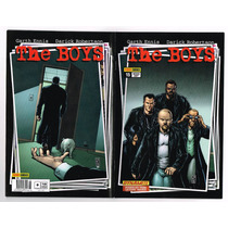 The Boys # 15 - Dynamite Comics - Editorial Panini