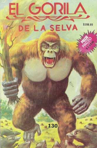 Comics Antiguos King Kong El Gorila De La Selva Kaliman Hlw