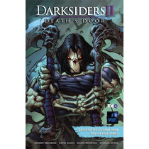 Libro Grafico Comic Darksiders Ii Death