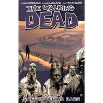 The Walking Dead Tp 3 Contiene Los No 13-18 De La Serie Hm4