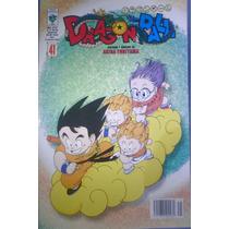 Dragon Ball, Editorial Vid, Primera Edicion