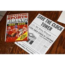 Cuaderno Almanaque Volver Al Futuro