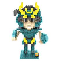 Caballeros Del Zodiaco Miniblocks - Figura De Dragon