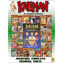 Kaliman - La Séptima Muerte, Colección Completa, 64 Revistas