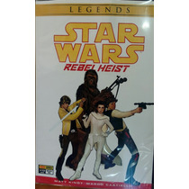 Star Wars Rebel Heist Panini Comics Mexico Tpb