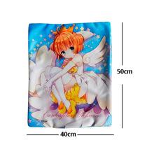 Sailor Moon Sakura Card Captor Almohada De 40 X 50cm