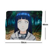 Almohada Naruto Shipuden Hinata Hiuga De Excelente Calidad