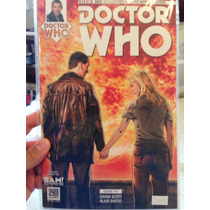 Doctor Who Issue # 1 Portada Variante Exclusiva Bam