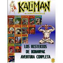 Kaliman - Los Misterios De Bonampak, Colección Completa, 14