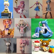 Figuras Coleccionables Starwars,marvel,anime,manga,nintendo