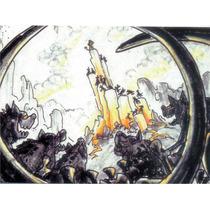 El Rey Leon Serie 2 Tarjeta # 94 Skybox