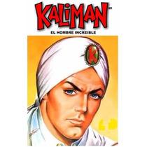 Kaliman Colección Completa + Especiales + Juegos + Libros