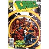Comic Cable Varios Numeros En Ingles Marvel