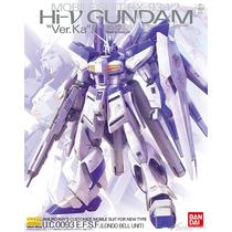 1/100 Mg Hi-nu Gundam Ver.ka Bandai Blanco Azul