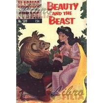 Comic No. 509 De Classics Illustrated Junior (1954) Eninglés