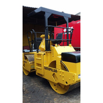 Rodillo Doble Caterpillar C B-434 B Vibratorio