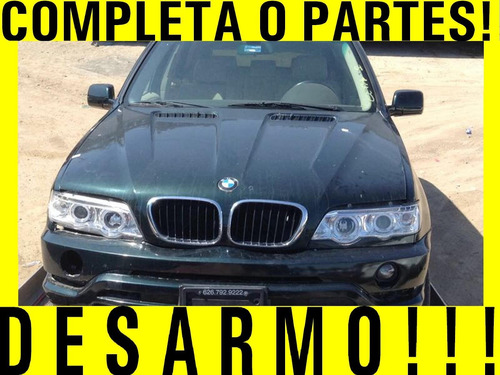 Completa O Partes Bmw X5 2002 3.0 Autopartes Volvo Mercedes