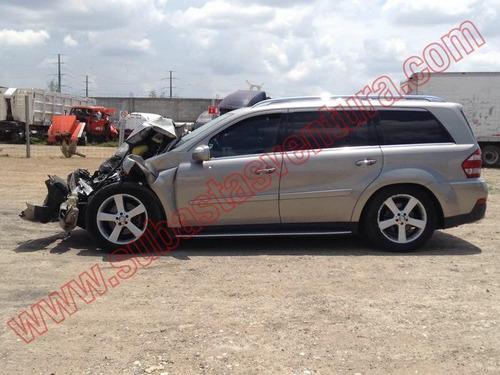 Completa O Partes! Desarmo Mercedes Gl 500 09 Ml Aseguradora