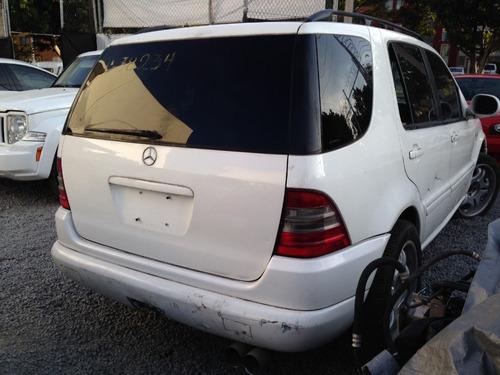 Completa O Partes Mercedes Ml430 1999 Desarmo Refacciones
