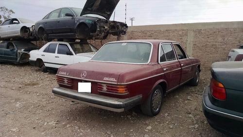 Completo O Partes Mercedes Benz 240d ,diesel 4 Cil