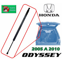 05-10 Honda Odyssey Piston Hidraulico 5ta Puerta Izquierdo