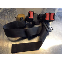 Cinturon Seguridad C/hembra Clio Platina Trasero Central Oem