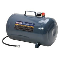 Tb Portable Compressor - Pro-lift W-1010a Grey Air Tank - 1