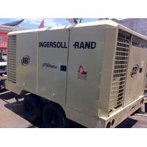 Compresor Ingersollran 750pcm Listo P/trabajar Impecable
