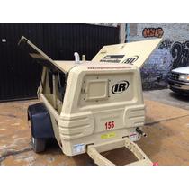 Compresor De Aire 185 Cfm Para Olla De Sandblast Y Rompedora