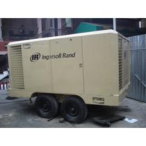 Compresor De Aire Portatil Ingersoll Rand 750 Pcm Cumminsl10